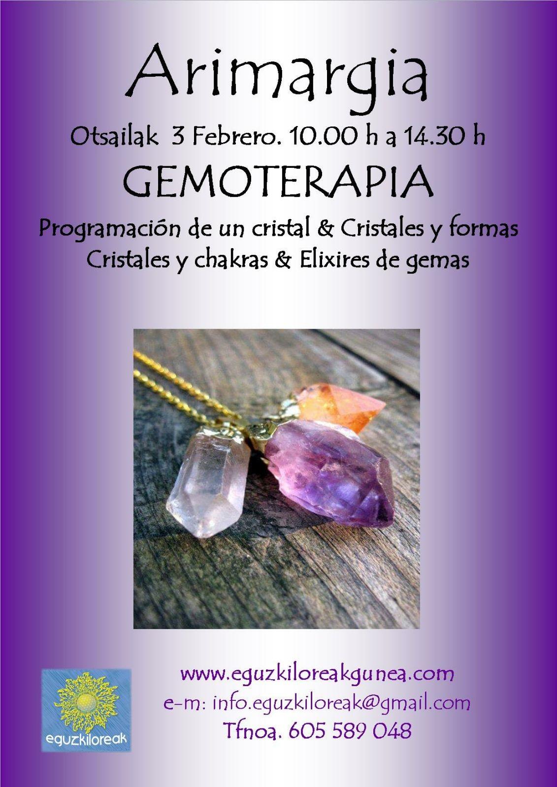GEMOTERAPIA: programación de un cristal, cristales y formas, cristales y chakras, elixires de gemas